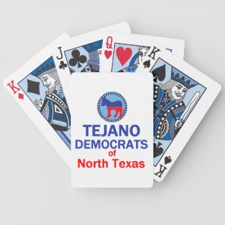 TEJANO BICYCLE PLAYING CARDS