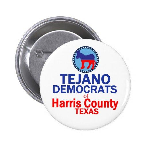 Tejano Button