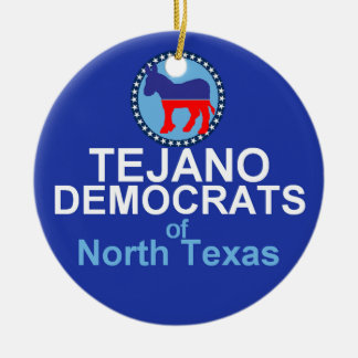 Tejano Ornament