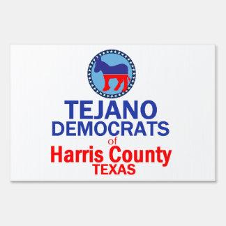 Tejano Sign