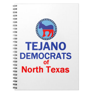 TEJANO SPIRAL NOTEBOOK