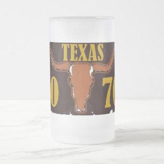 Tejas 1070 taza de cristal