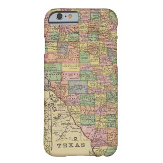 Tejas 13 funda para iPhone 6 barely there
