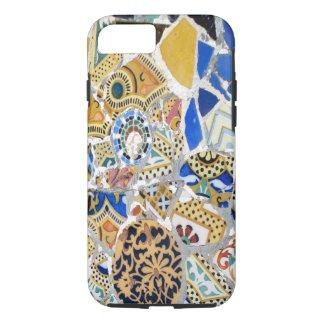 Tejas amarillas de Gaudi Funda iPhone 7