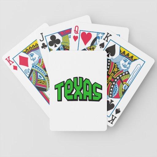 Tejas Baraja Cartas De Poker