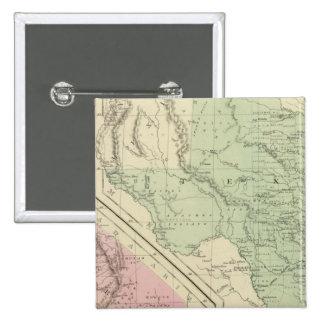 Tejas, California Pin