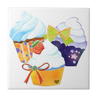 Tejas coloridas de Trivet Deco de la cocina de las