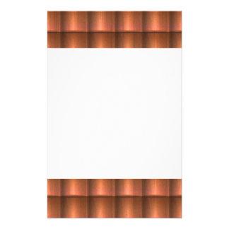 Tejas de cobre rústicas papeleria personalizada