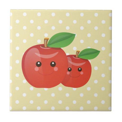 Tejas de Kawaii Apple