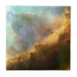 Tejas de la nebulosa de Omega