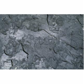 Tejas de piedra italianas ilustrativas fotoescultura vertical