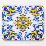 Tejas del panel de Azulejo Mousepad