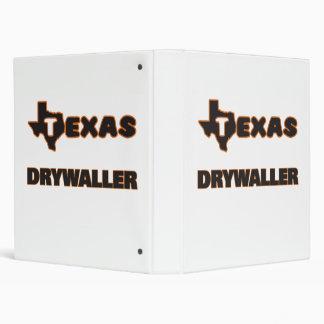 Tejas Drywaller Carpeta 2,5 Cm