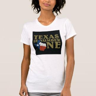 Tejas es las camisetas sin mangas de las mujeres