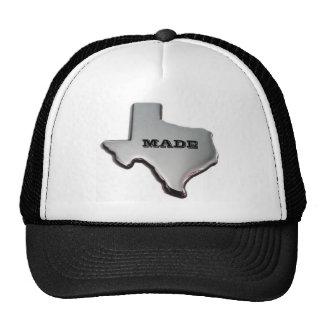 Tejas hizo el gorra