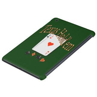 Tejas los sostiene póker fundas de iPad mini