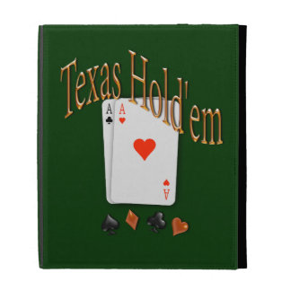 Tejas los sostiene póker
