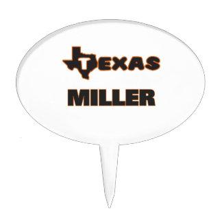 Tejas Miller Decoración De Tarta