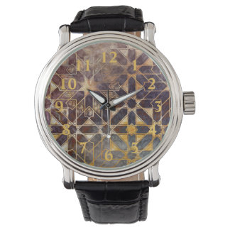 Tejas místicas I Reloj De Mano