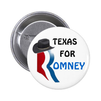 Tejas para Romney Pin