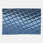 Tejas plásticas azules toalla de cocina