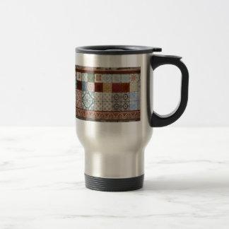 Tejas portuguesas tazas de café