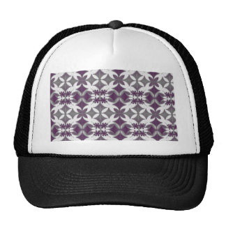 Tejas púrpuras gorra
