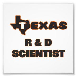 Tejas R y científico de D Cojinete