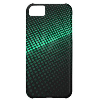 Tejas verdes funda para iPhone 5C