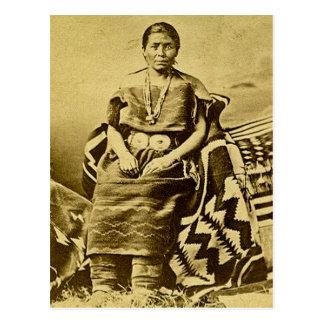 Tejedor combinado de Navajo Postal