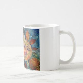 Tejedor ideal taza básica blanca