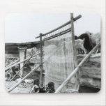 Tejedores de Navajo, c.1914 Alfombrilla De Ratones
