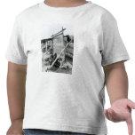 Tejedores de Navajo, c.1914 Camiseta