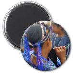 Tejedores jovenes de Atitlan Imán