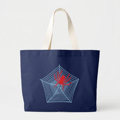 Tejes araña red spider aquel spi bolsas