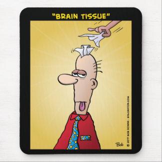 """Tejido cerebral "" Mouse Pad"