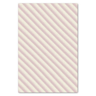 Tejido diagonal sombreado del regalo de las rayas papel de seda pequeño