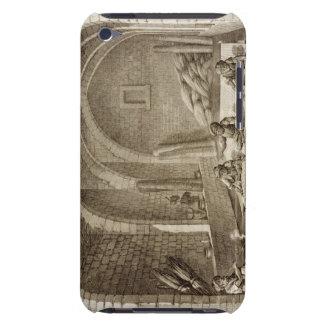 Tejiendo una manta, de artes del volumen II y de Case-Mate iPod Touch Carcasa