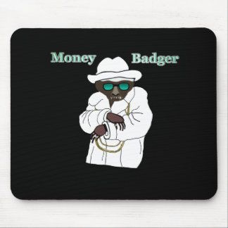 Tejón del dinero tapetes de ratones
