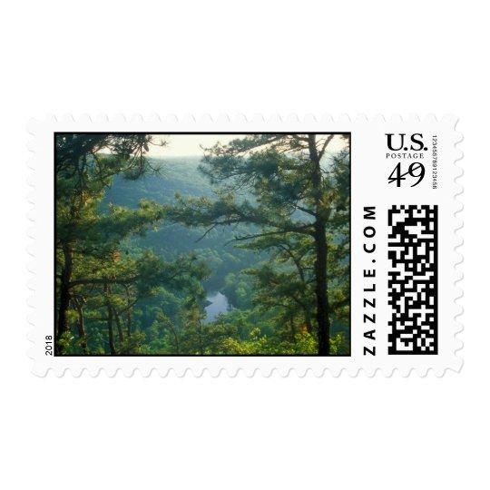 Tekoa Mountain Westfield MA Postage