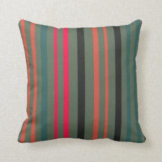 TekTek Vertical stripes Throw Pillow