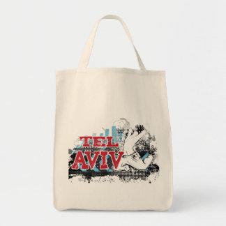 TEL AVIV - A grunge style of Israel s 1 City Bag