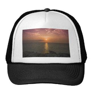 Tel Aviv coast Trucker Hat