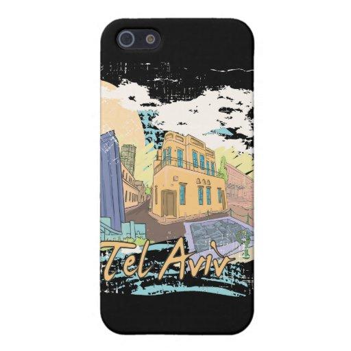 Tel Aviv Cover For iPhone 5