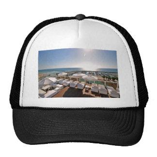 Tel Aviv harbor Trucker Hat