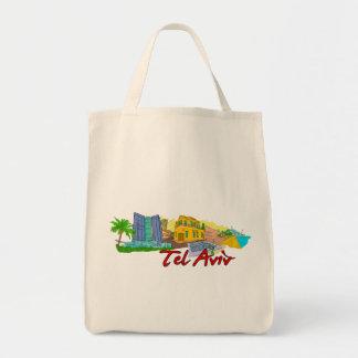 Tel Aviv - Israel png Bag