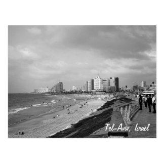 Tel-Aviv, Israel Postcards