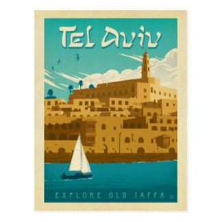 Tel Aviv, Israel Postcard