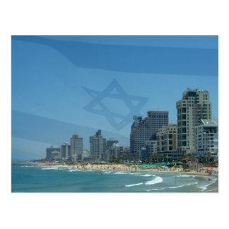 Tel Aviv Postcard