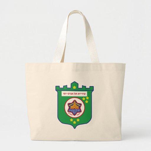 Tel Aviv Seal - Symbol - Logo Bag